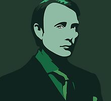 Hannibal in Green by JennK777