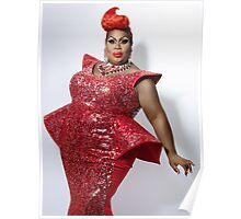 LATRICE ROYAL from RUPAUL'S DRAG RACE SEASON 4 Poster