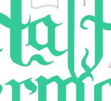 Half Mermaid Sticker