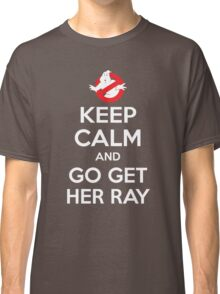 Go Get Her Ray Classic T-Shirt
