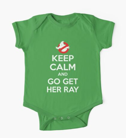 Go Get Her Ray One Piece - Short Sleeve