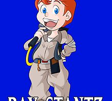 Ray Stantz (The Real Ghostbusters) by 8BitSpirit