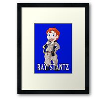 Ray Stantz (The Real Ghostbusters) Framed Print