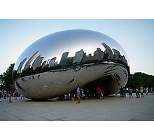 The Great Bean Photographic Print