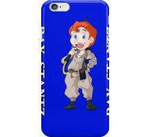 Ray Stantz (The Real Ghostbusters) iPhone Case/Skin