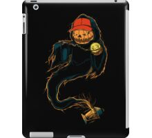 Jack 'O Rapper - Prints, Stickers, iPhone & iPad Cases iPad Case/Skin