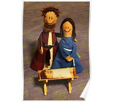 Christmas Nativity Poster