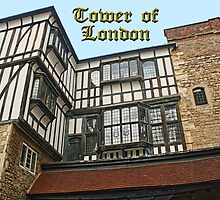 Tower of London Apartments by TelestaiPix