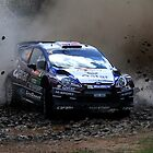 Mads Ostberg - World Rally Championship Australia - Sunday 2013 by Noel Elliot