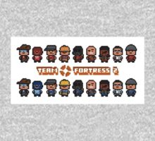 TF 2 Pixel art?Here it is. Kids Clothes
