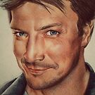 Richard Castle by Sarah  Mac