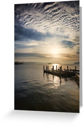Early Morning Serenity by yolanda