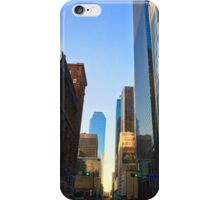 Green Lights in the D iPhone Case/Skin