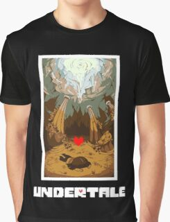 Undertale Human Graphic T-Shirt