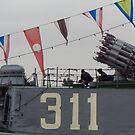 Russian Kazanets 311 Polished for Battle by M-EK