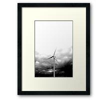 y)blade Framed Print