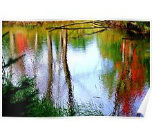 Early Fall Reflections ! Poster