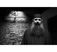 Blind faith & enlightenment Photographic Print