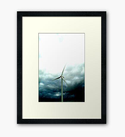 y)slicer Framed Print