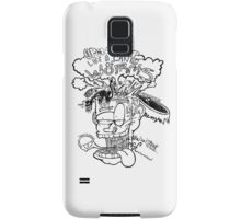 Open Me Up Like A Can Of Worms Samsung Galaxy Case/Skin