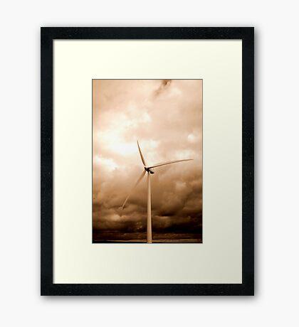 y)wings Framed Print
