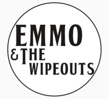 Emmo and the Wipeouts - White version T-Shirt
