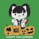 Hello Abby - Halloween Edition by CJSDesign