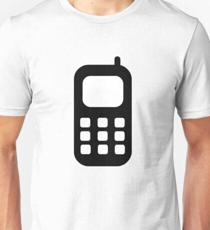 Mobile Phone Unisex T-Shirt