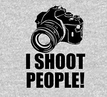 I Shoot Photographer Hoodie