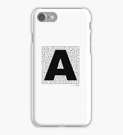 A-Maze-ing iPhone Case/Skin