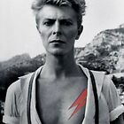 David Bowie by Laure-b