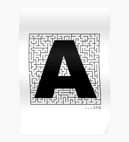 A-Maze-ing Poster