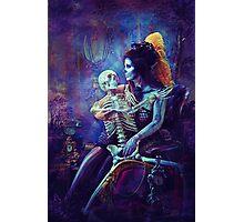 Corpse Bride Photographic Print
