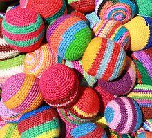 Handmade Balls by rhamm