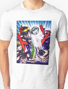 Jojo's Bizarre Adventure - Joseph Joestar Coca Cola attack Unisex T-Shirt