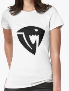 fairy tail - sabertooth Womens Fitted T-Shirt
