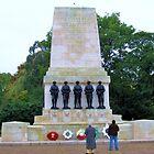 War Memorial in London by Daniel Carroll