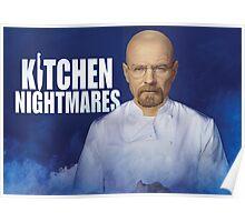 Cooking Nightmare Poster