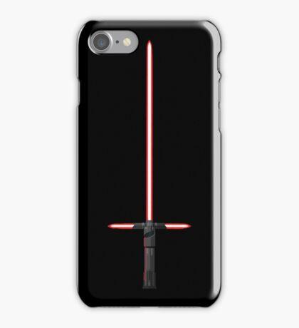 Kylo Ren Lightsaber iPhone Case/Skin