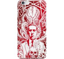 Cthulhu Howard Phillips Lovecraft HP historical society iPhone Case/Skin
