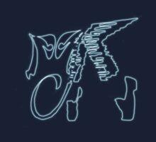 "MJ/King Of Pop ""NEON"" by CJSDesign"