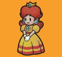 Mario's Girl - Daisy by StraightEK