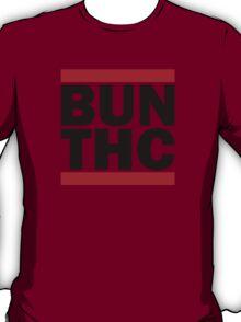 BUN THC in Black T-Shirt