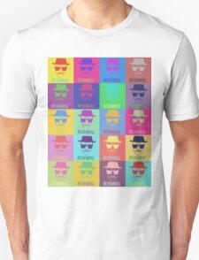 Mr Heisenberg Pop Art Unisex T-Shirt