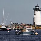 Harbour Lighthouse by AnnDixon