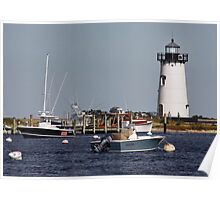 Harbour Lighthouse Poster