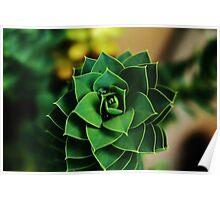 Bead Flower Poster