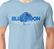 Blue Moon Investigations Unisex T-Shirt