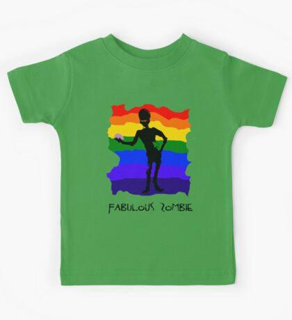 Fabulous!Zombie Kids Tee
