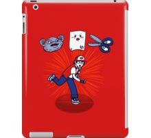 RPS Battle Arena iPad Case/Skin